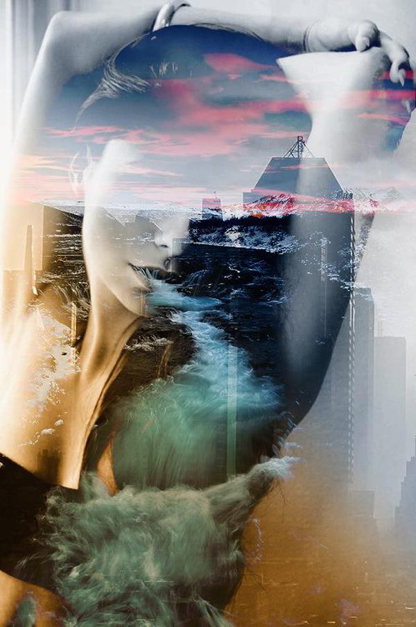 Digital art by Ali Tekay