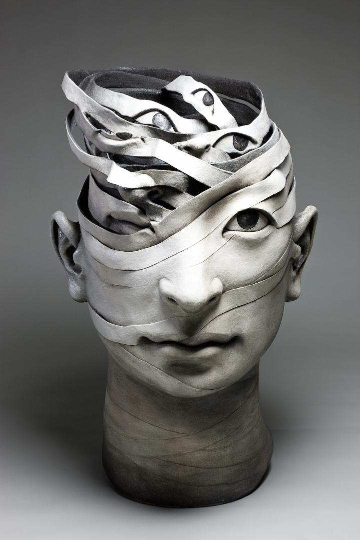 Haejin Lee, ceramic sculptures