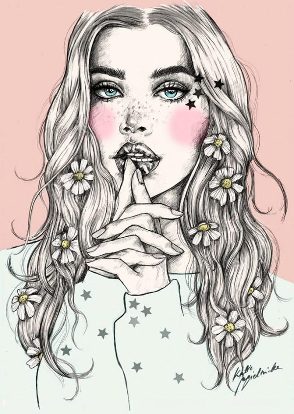 Katie Jagielnicka, illustration