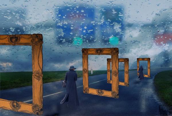 Sylvie Wagner, digital art
