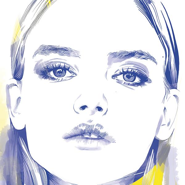 ColoR ColoR by Amandine Comte - L'art comme unique