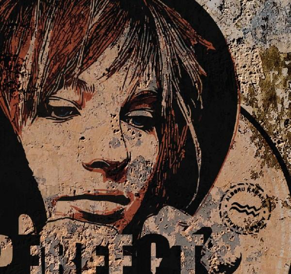 Stencil / Graffiti, Street Art by Aldoru Karakaş