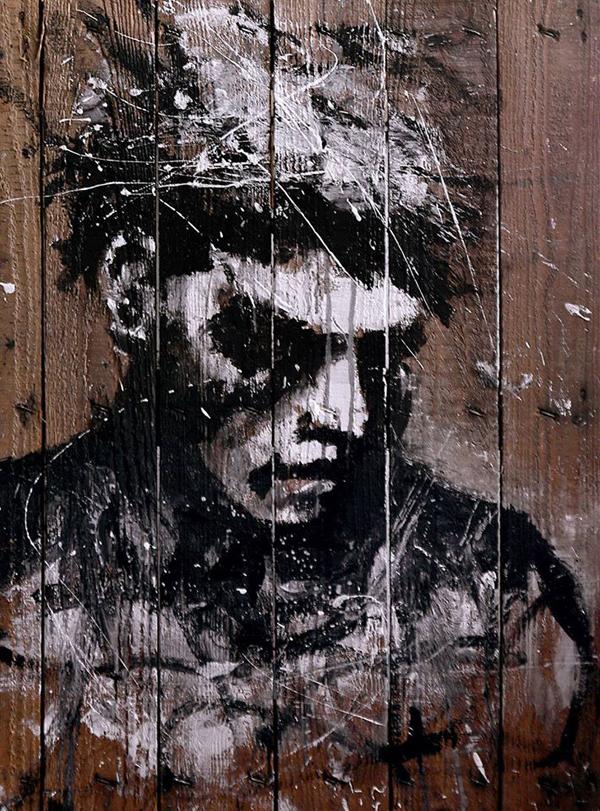 Streetart installation by GRAFFMATT