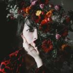 馥郁 redolent of flowers, digital photography by Miki Takahashi