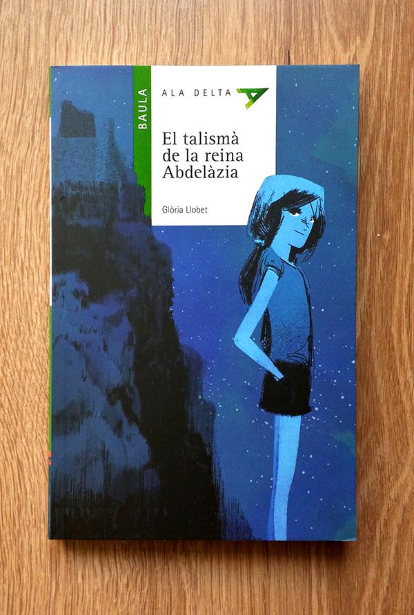 El Talismà de la reina Abdelàzia, illustration by Oriol Vidal
