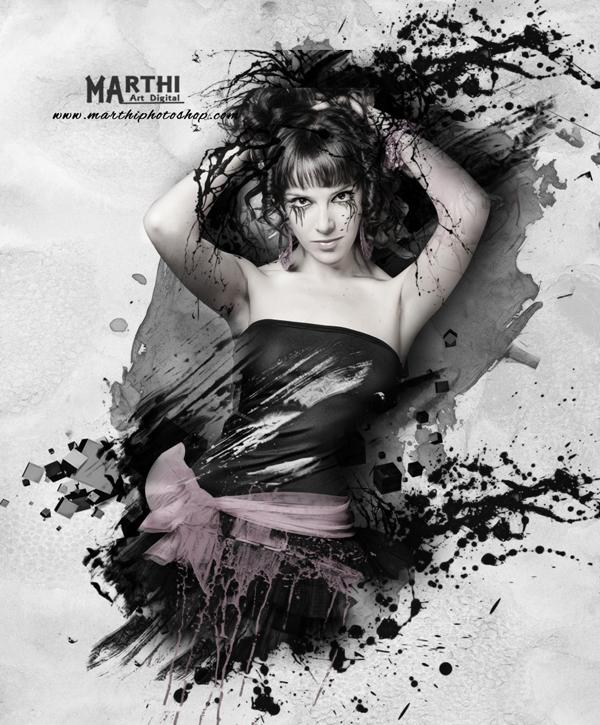 fashion, digital art, digital photography, fine arts, photoshop, Marthi Alvarez