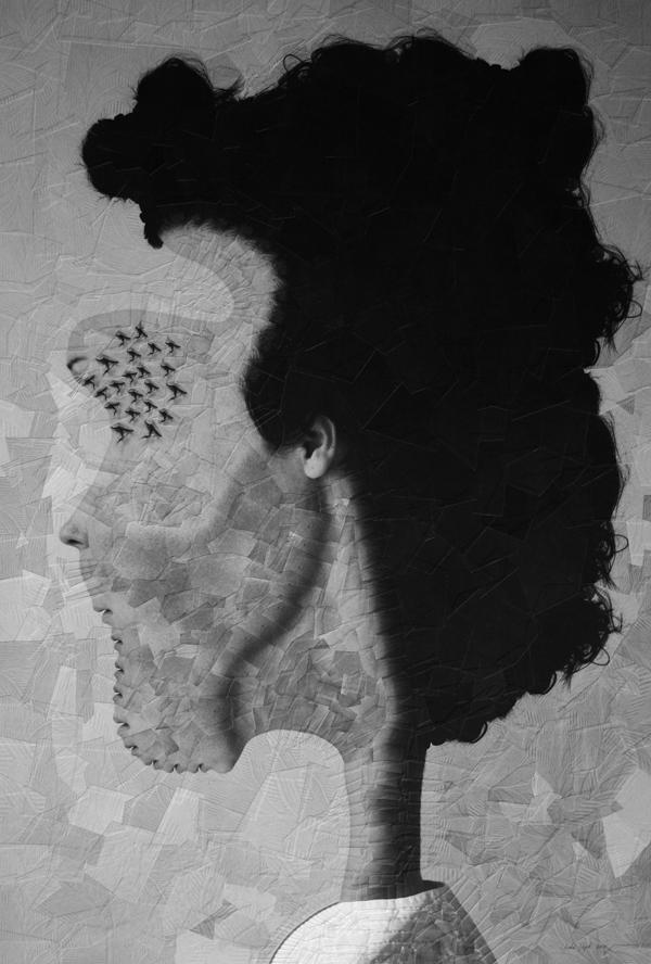 Glasgow portraits project by Lola Dupre