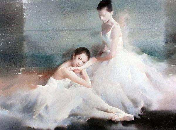 Liu Yi, paintings