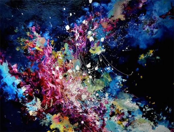 Melissa McCracken: I paint music