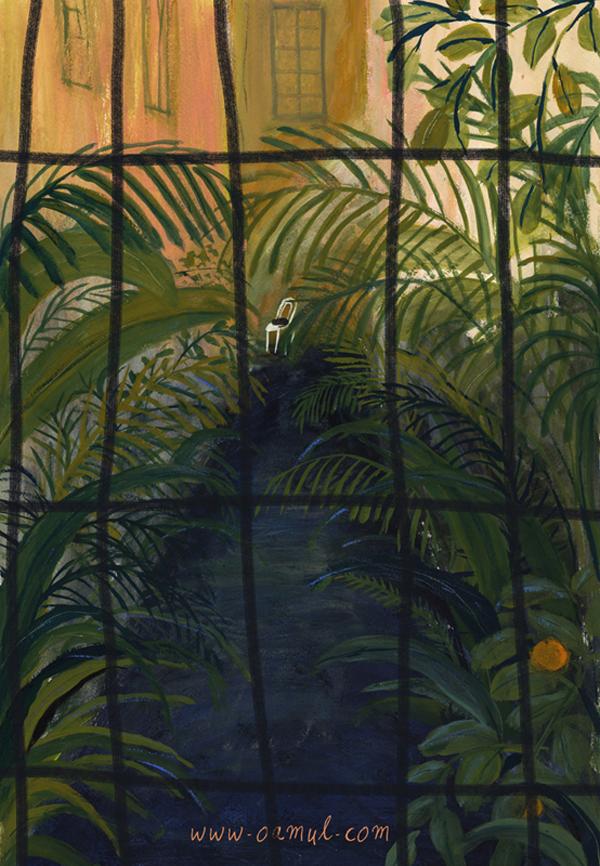 Paintings by Oamul Lu