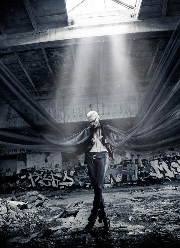 Revolution (Cinemagraph), photography by Sherif Mokbel