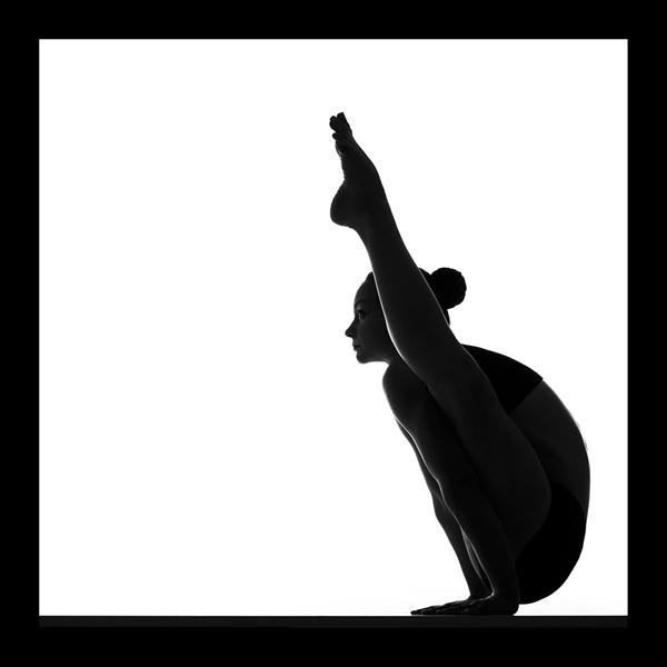 Yoga, photography by Alexander Borisov