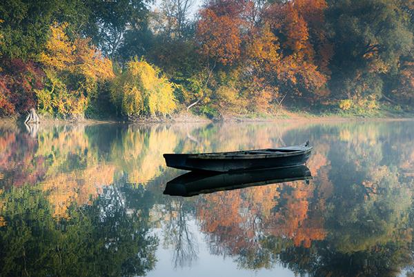 Boats, photography by Viktor Egyed