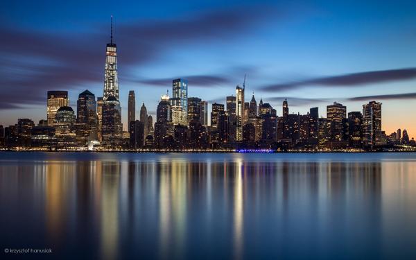 New York City, photography by Krzysztof Hanusiak