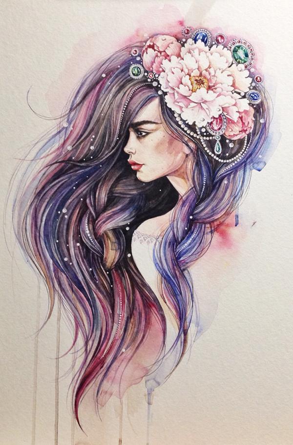 Paintings by Lesya Nedzelskaya
