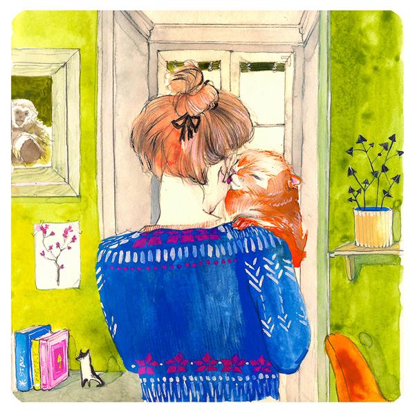 Illustration by Ola Szpunar
