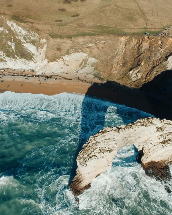 Mesmerizing aerial photos of Australia taken with a drone