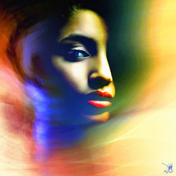 Red Air by Aynur Sfera Sky