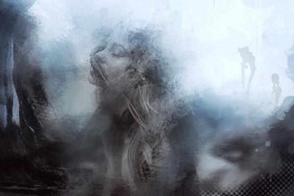 Digital art by Brenda Bremer