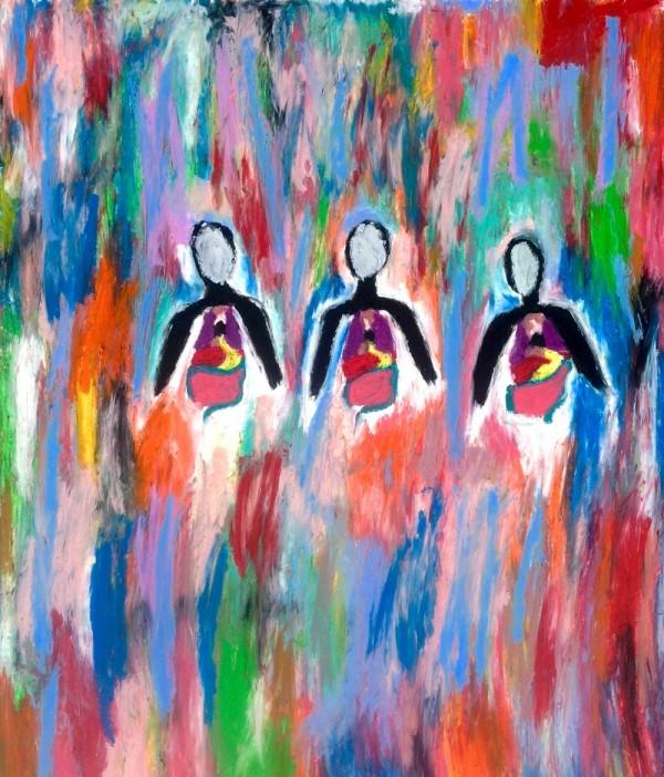 Paintings by T.C. Jordan
