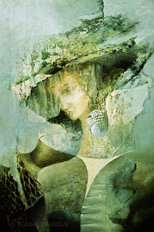 Paintings by Vladas Tranelis