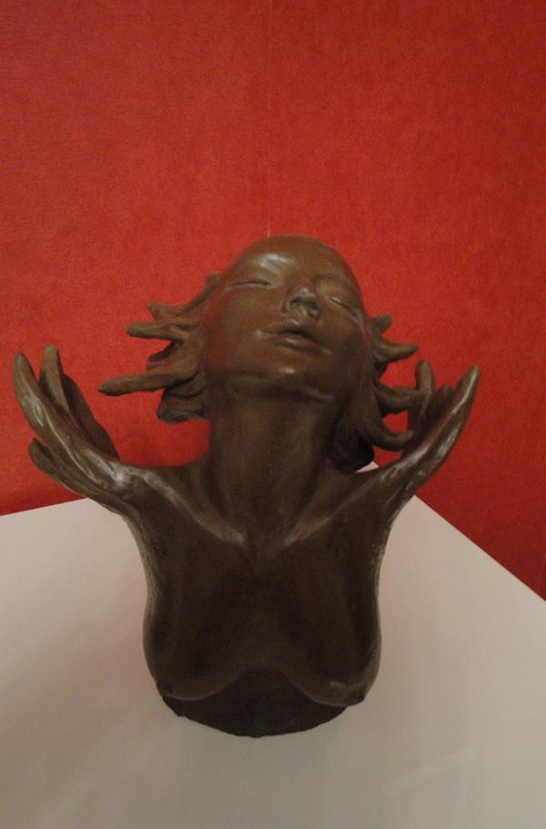 Sculpture by Jean Marc Teissier