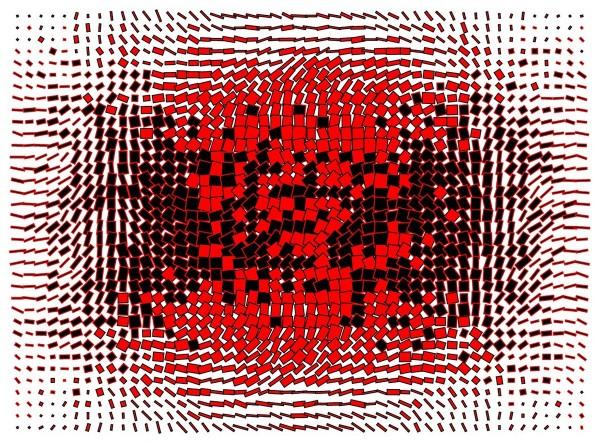 Tiles, pattern design by Laurens Lapre