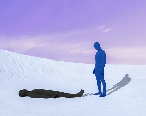 Entities, illustration by Gabriel Isak