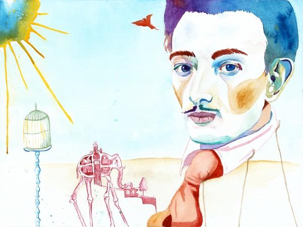 Portraits & Misc, illustration by Christina Leta