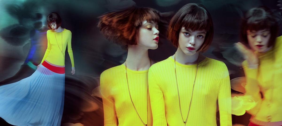 Motion, project by Andrey Yakovlev & Lili Aleeva