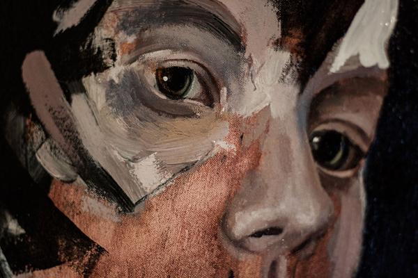 Portraits by Marcello Castellani