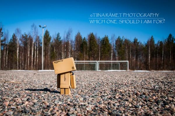 Adventures of Danbo, photography by Tiina Rämet