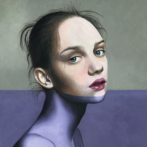 Paintings by Chiara Cappelletti