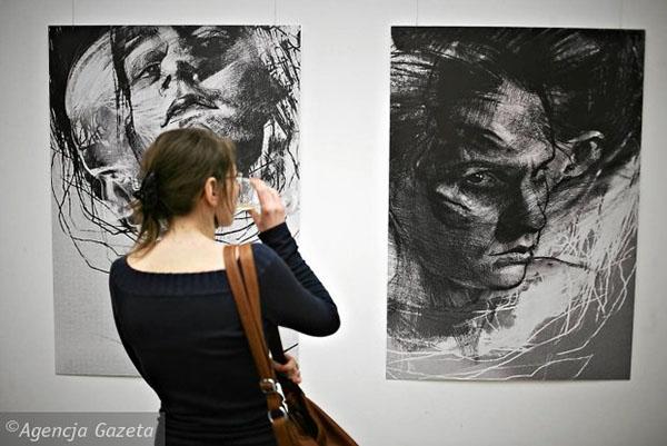 Portraits by Weronika Krzemieniecka