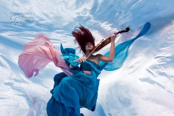 Secret world, underwater photography by Cristiana Apostol