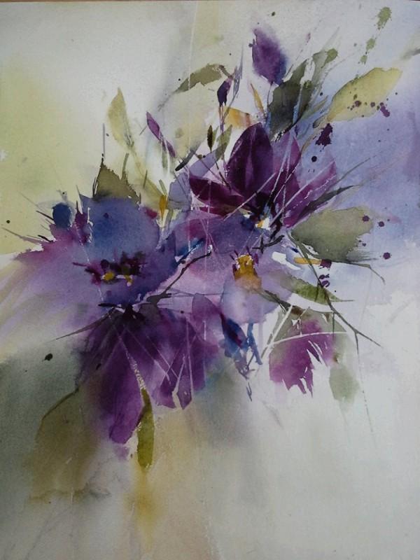 Paintings by Annemiek Groenhout