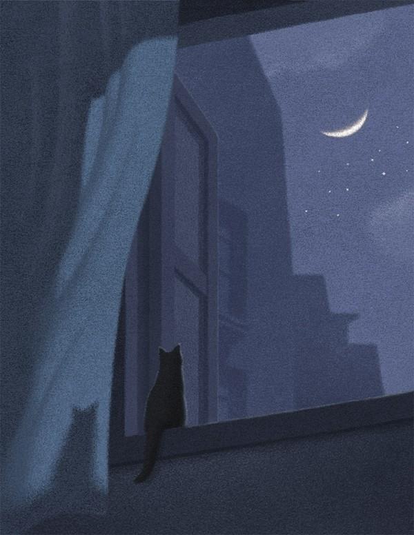 Surreal illustration by Jungho Lee
