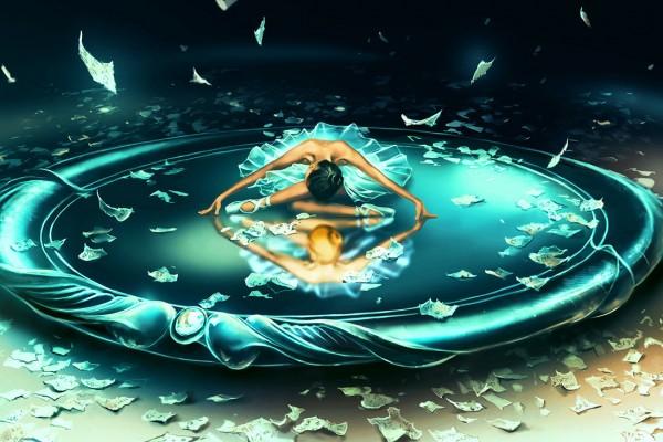 The dancing Zodiac Calendar by AquaSixio