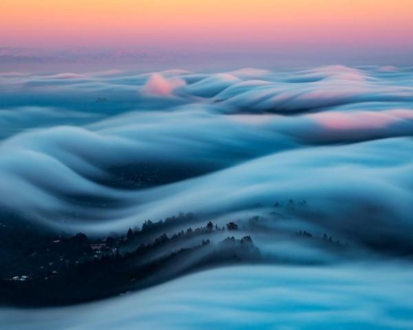 Fog Waves, photography by Nicholas Steinberg and Lorenzo Montezemolo