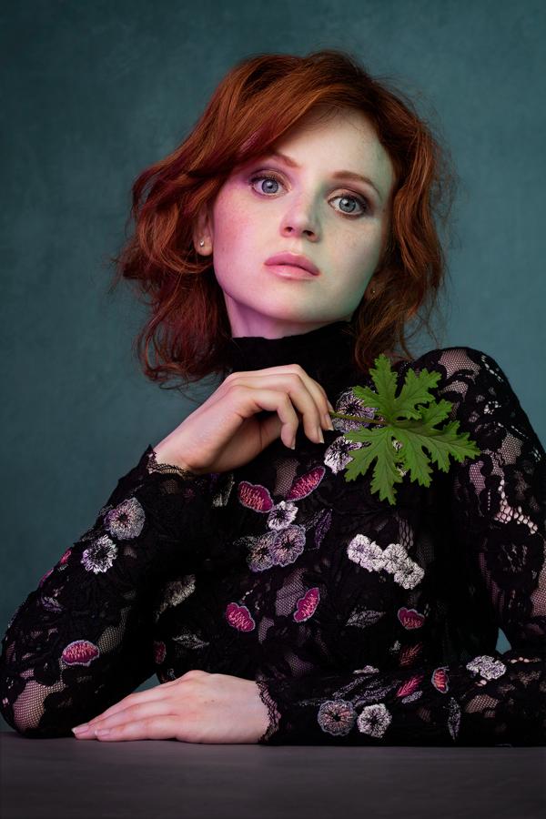 Jenn Murray, retouching by Sarah Tucker