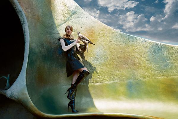 D´SCENE: Predaceous, photography by Jvdas Berra