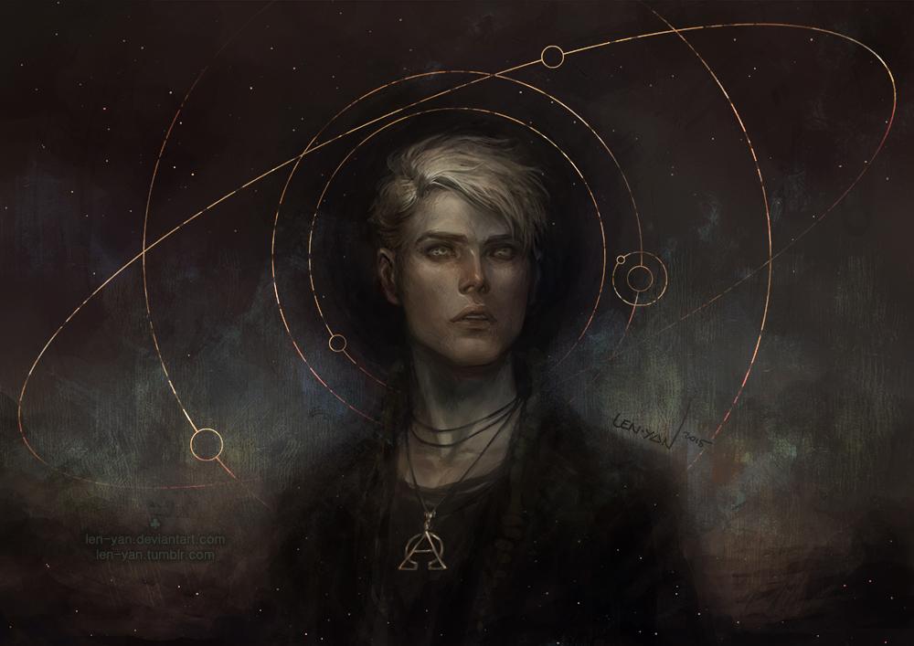 Diario de Waren Winterhawk Magdalena-Pagowska-illustration6