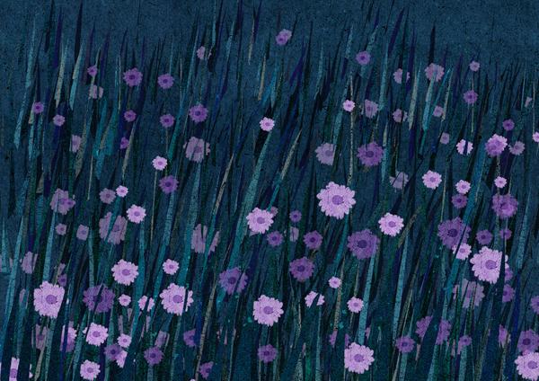 Midnight, illustration by Xuan Loc Xuan