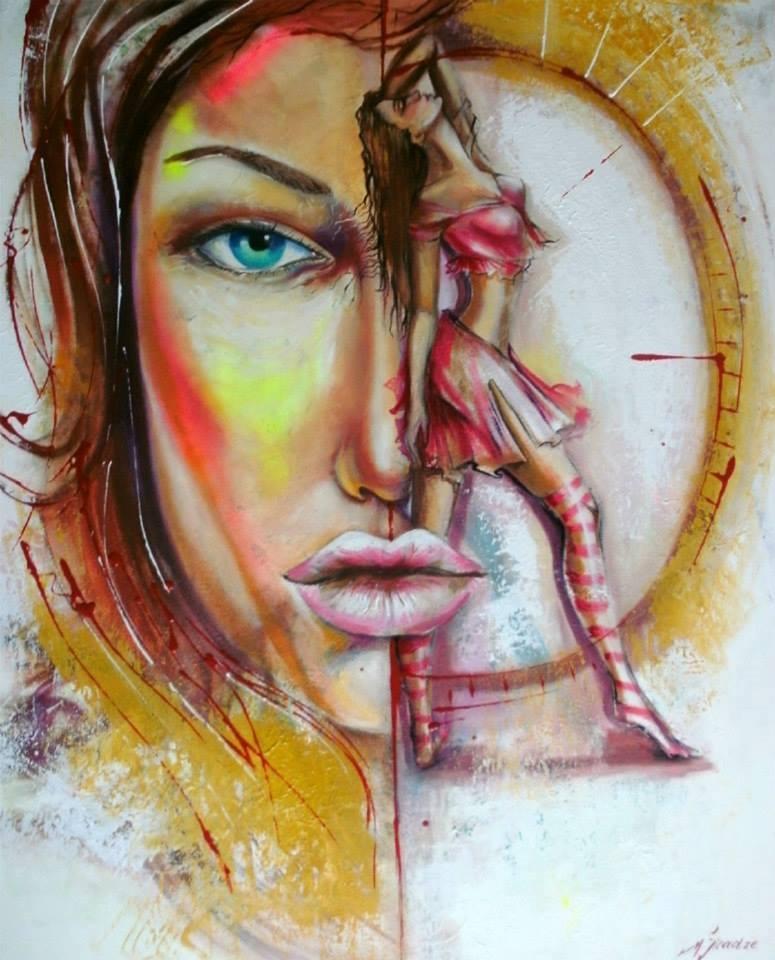 Paintings by Maia Siradze