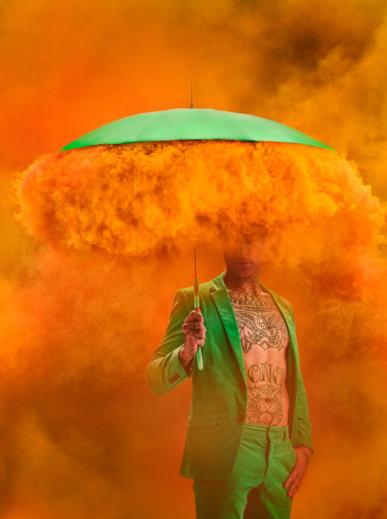 Bella Umbrella, photography by Tim Tadder