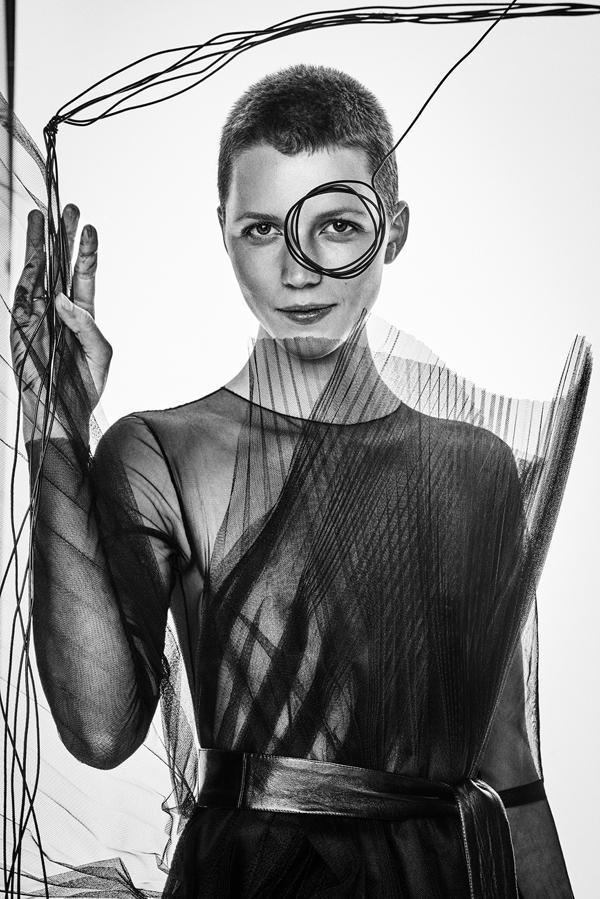 Campaign Irene Luft, photography by Elizaveta Porodina