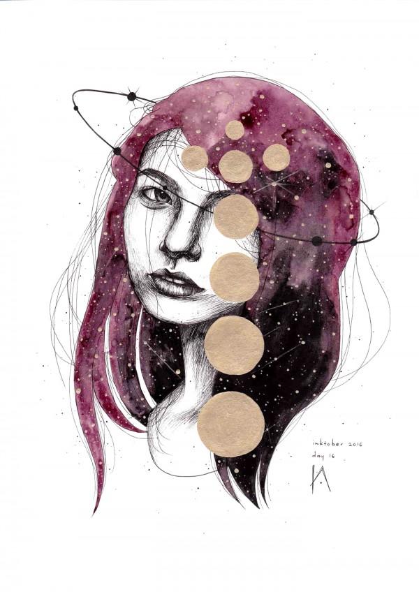 Koletta Anastasia, illustration