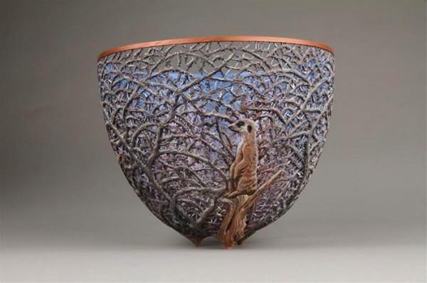 Creative woodturning by Gordon Pembridge