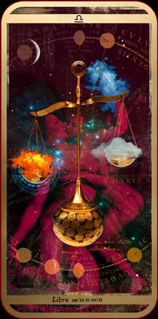 Zodiac, digital art by Andre Sanchez