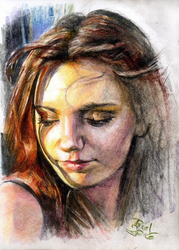 Lukasz Biel, drawings
